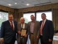 Gus Sokos Honored